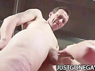 a hot hunk derrick paul doing some gay fuck