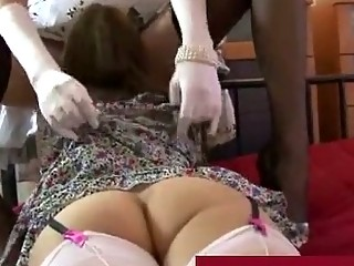 older  angel into nylons enjoys with mature babe
