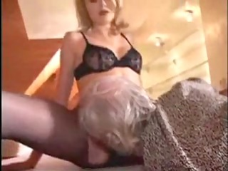 granny boyfriend obtains advantage of virginal