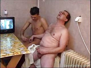 desperate male stroking his dick and pretty men