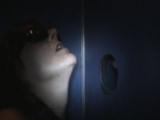 slutwife has a gloryhole marathon