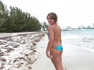 pleasing pale amateur inside lingerie exposes her