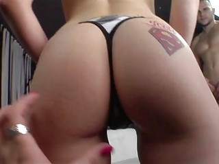 scorching awesome beautiful levada stuffs her