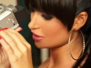 glamour satin homosexual woman foreplay