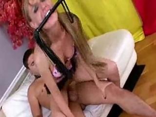 poor slave stands on kneels and cruel woman olga 2