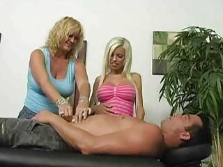 massage and triple pleasure