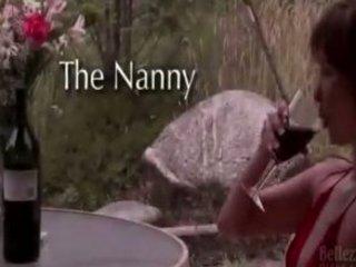 lady rewards nanny for a work nice done