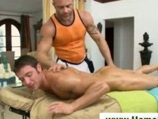 erotic gay massage for straight man