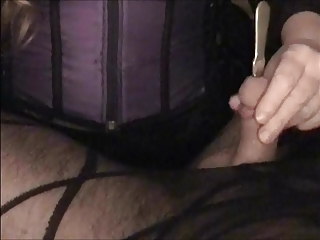 sounded &; pumped by milf