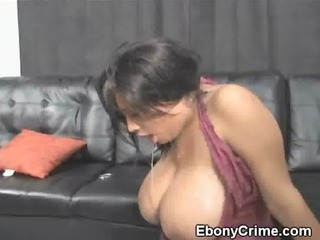 big titty black bimbo drilled pretty and strong