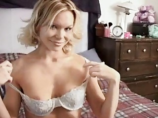 ladies into gstring giving dick sucking