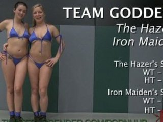2011 initial tag match the goddesses vs team i