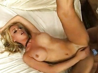 celebrity kayden kross receives a super spray of