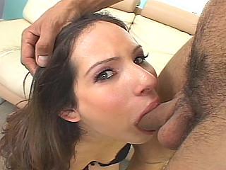 hot deep oral