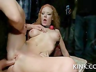 intense bdsm porn and arse fistin